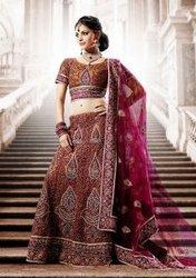 Online Shopping For Bridal Designer Chania choli in Uk